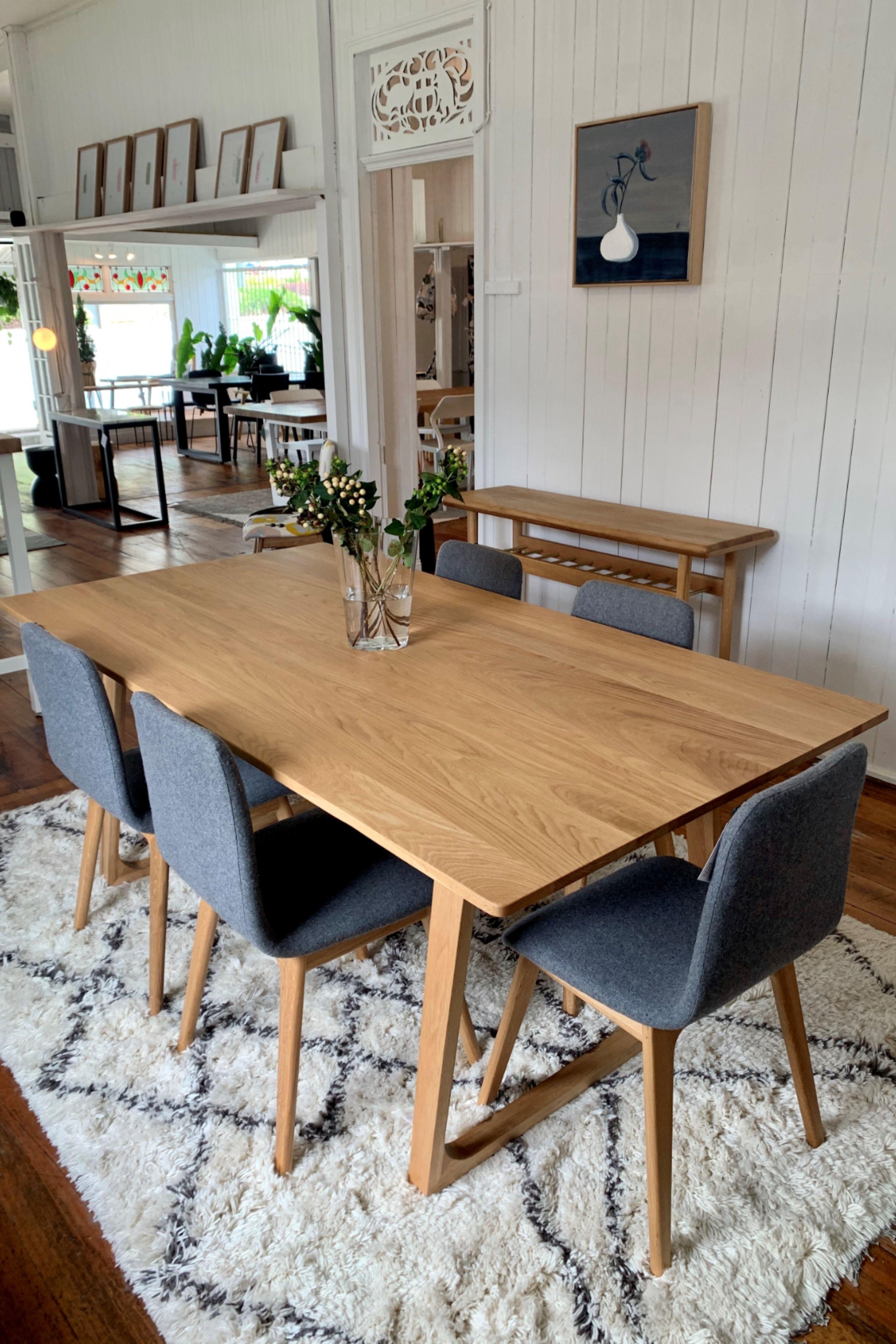 Scandi Dining Table