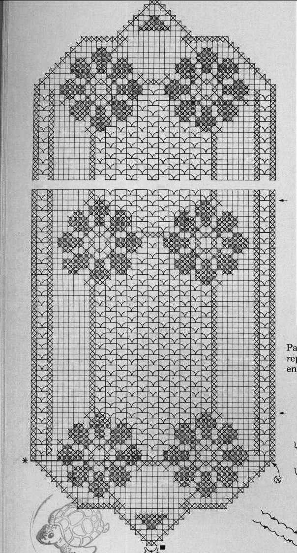 Läufer variabel   Häkeln / crochet / crocheté_diverses   Pinterest ...