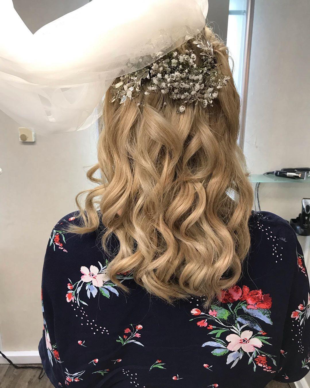 Hairstyling Style Beauty Hochstecken Hochsteckfrisur Hochzeit Hochzeitsfrisur Brautfrisur Braut Maluhairways Fri Long Hair Styles Hair Styles Beauty