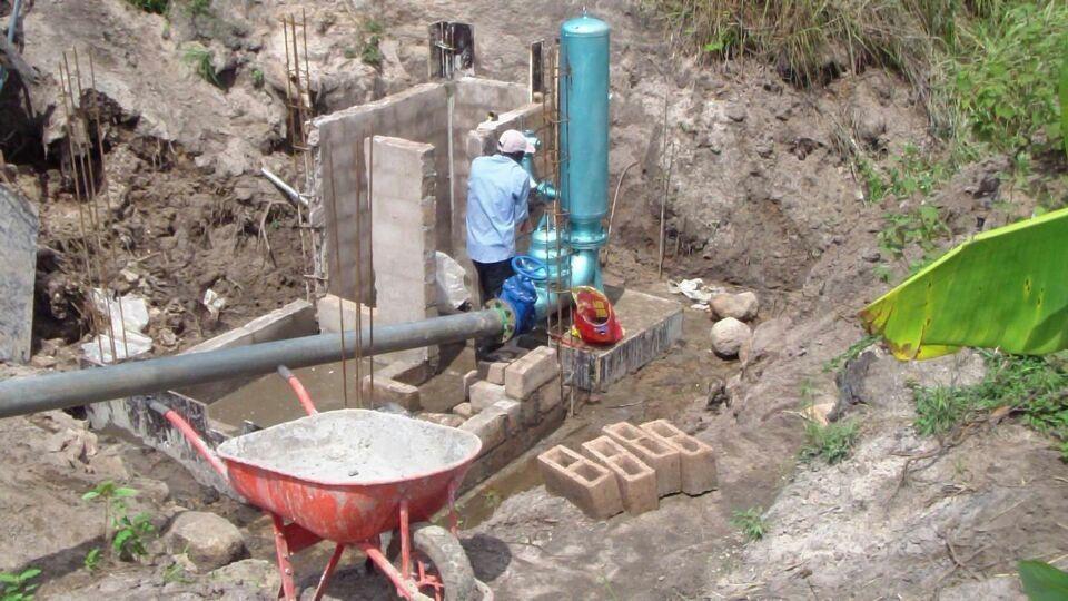 Agricultural Water Pump Machine Pump Ram Hydraulic Ram Pump For
