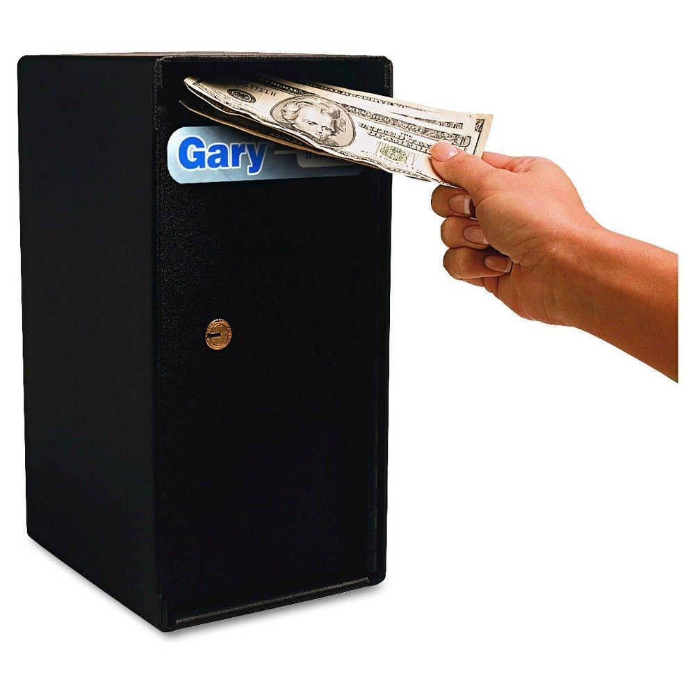 Securities Safe Black Key Lock Steel FireKing Security