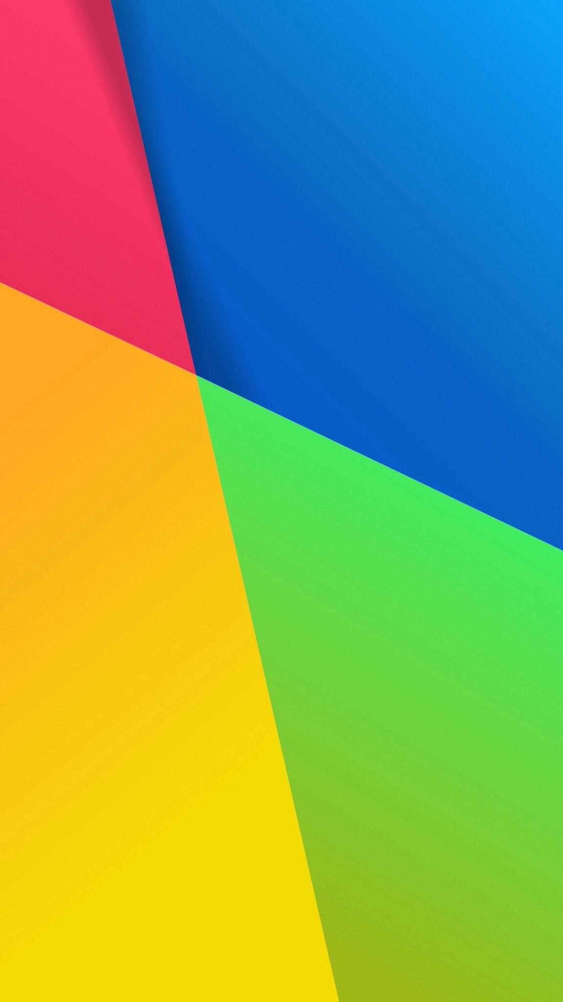 Mobile Version Of The Default Google Nexus 7 Wallpaper I Made In Gimp The Resolution Is 1440x2560 At 300ppi Enjoy Duvar Kagitlari Duvar