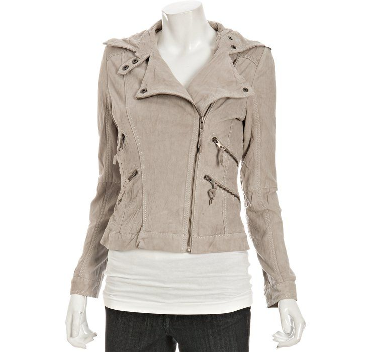 An enviable Michael Kors take on this classic jacket style.