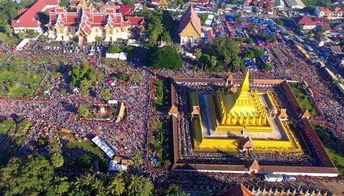 ບຸນທາດຫຼວງ - Google Search   Vientiane, Laos, Around the worlds