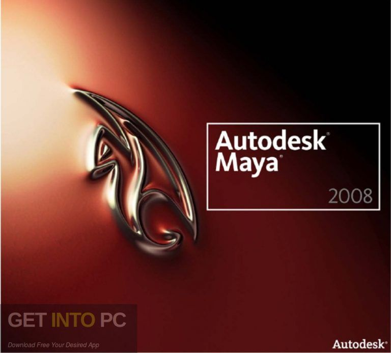 Autodesk Maya 2008 Free Download Getintopc Com Autodesk Free Download Download