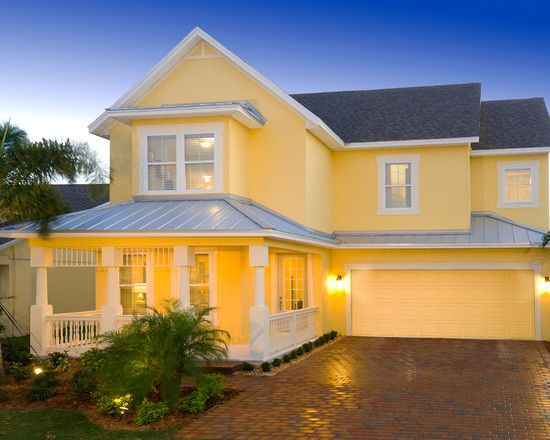 Pin By Jamie Govoni On Hawaii House Yellow House Exterior