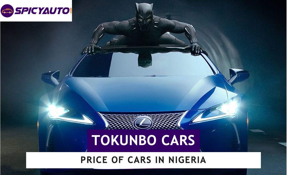 Price Of Tokunbo Cars For Sale In Nigeria Top 17 Brands Update 2019 Bmw Car Price Lexus Gx Hyundai Cars
