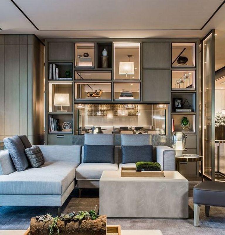Minimalistkitchen Interior Design: 55+ Modern Minimalist Furniture Design Ideas_53