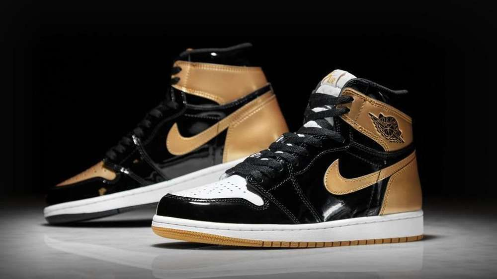 best loved 85fde 927ba AIR JORDAN 1 HIGH TOP 3 GOLD SIZE 9.5 authentic deadstock off white unc  chicago