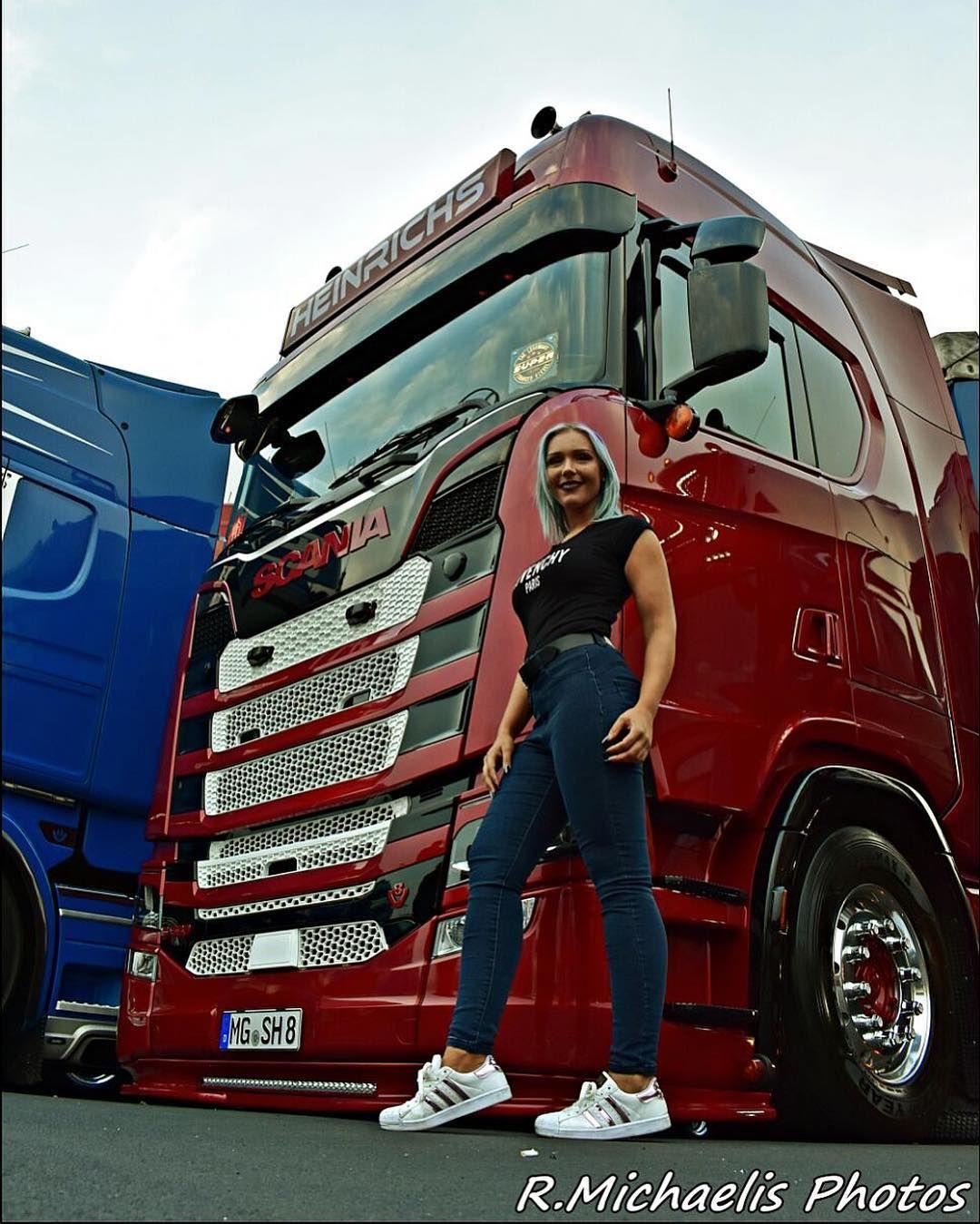 Truckerbabe