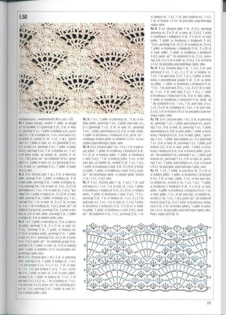 Entre As Laadas Dicionario De Pontos Ventiladores Crochet