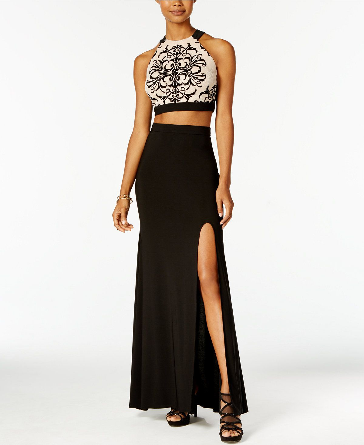 Dress Prom trends exclusive photo