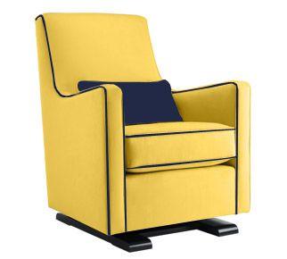 Luca Glider Chair   Modern Nursery Furniture By Monte Design