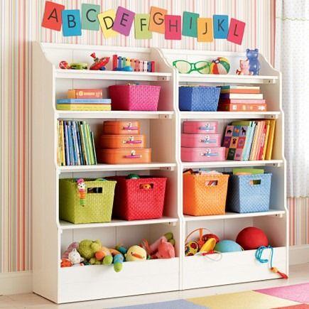 Estanterias Para Ninos Home Design Pinterest Muebles Ninos Y - Muebles-para-juguetes-nios