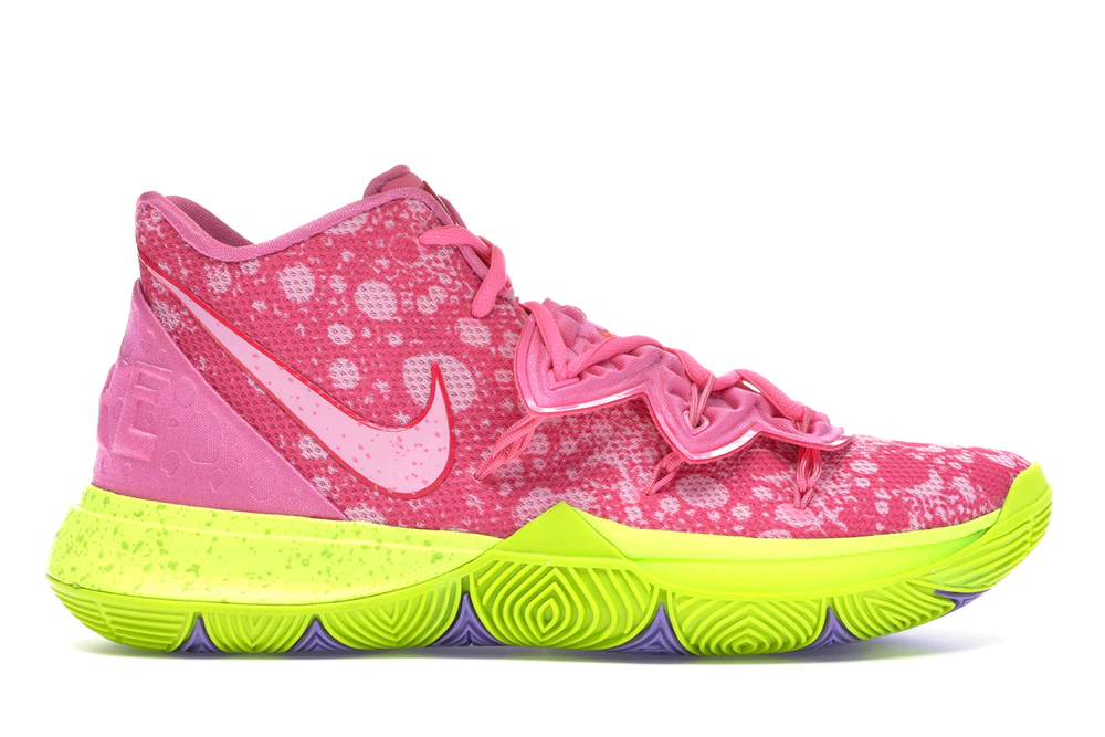 Nike Kyrie 5 Spongebob Patrick in 2020