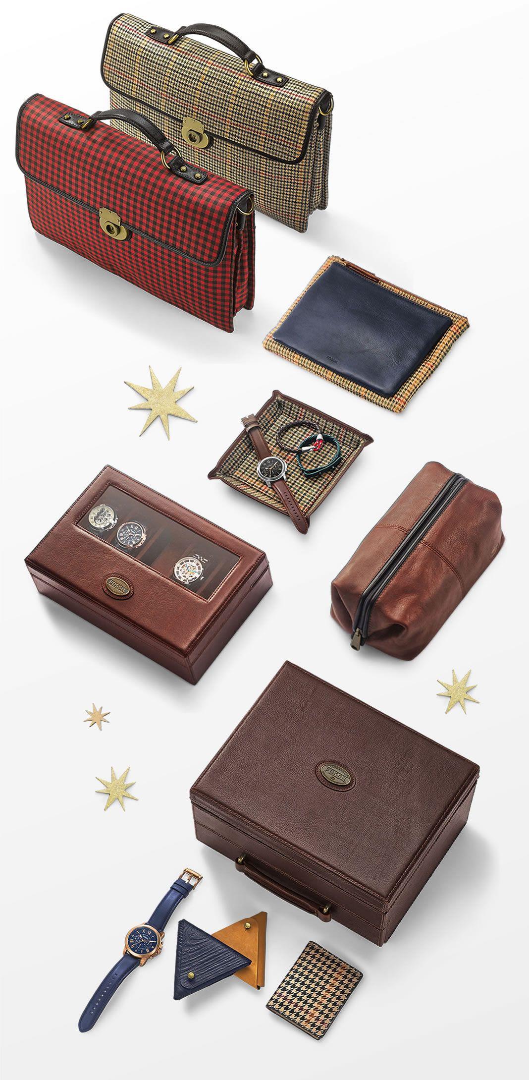 #FOSSIL - Gentlemen's Gifts