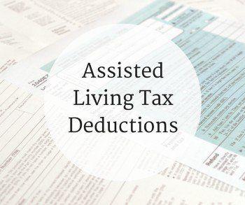 Assisted Living Tax Deductions - SeniorAdvisor.com Blog ...