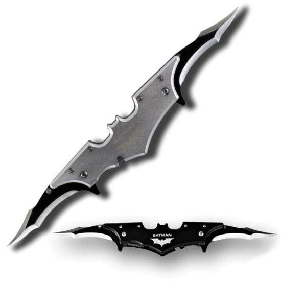 Batarang Pocket Knife! Yes please!