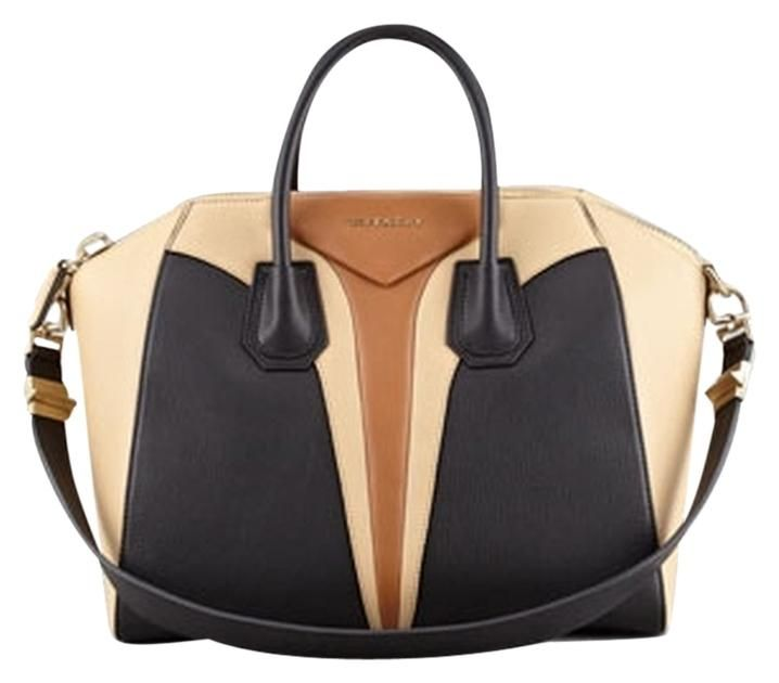 Save 41% on the Givenchy Antigona Medium Triangle Panel Multi Black  Satchel! This satchel is a top 10 member favorite on Tradesy. 285ecb8f6d7ba
