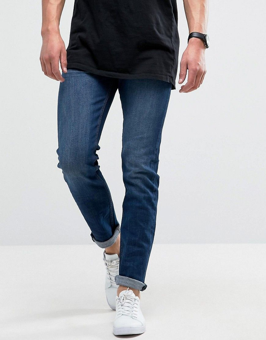 Loyalty and Faith Pillar Slim Stretch Jeans in Dark Wash - Blue Loyalty & Faith ozQZbJIAA9