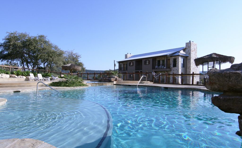 Neals Lodges Cabins And Lodging In Concan Tx Along The