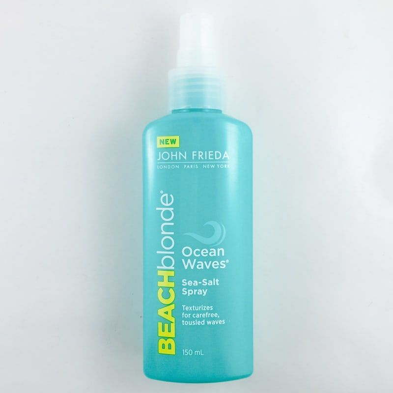 "Promising review: ""Summer extended! Love my hair at the beach and crave it when I'm not there. This sprays on after a wash (heck -- I've used it on dry hair), has a lovely smell, and delivers what is promised: BEACH HAIR. It's not as heavy as other (Bumble) products I've tried."" —Katherine S.Get it from Amazon for $7.49."