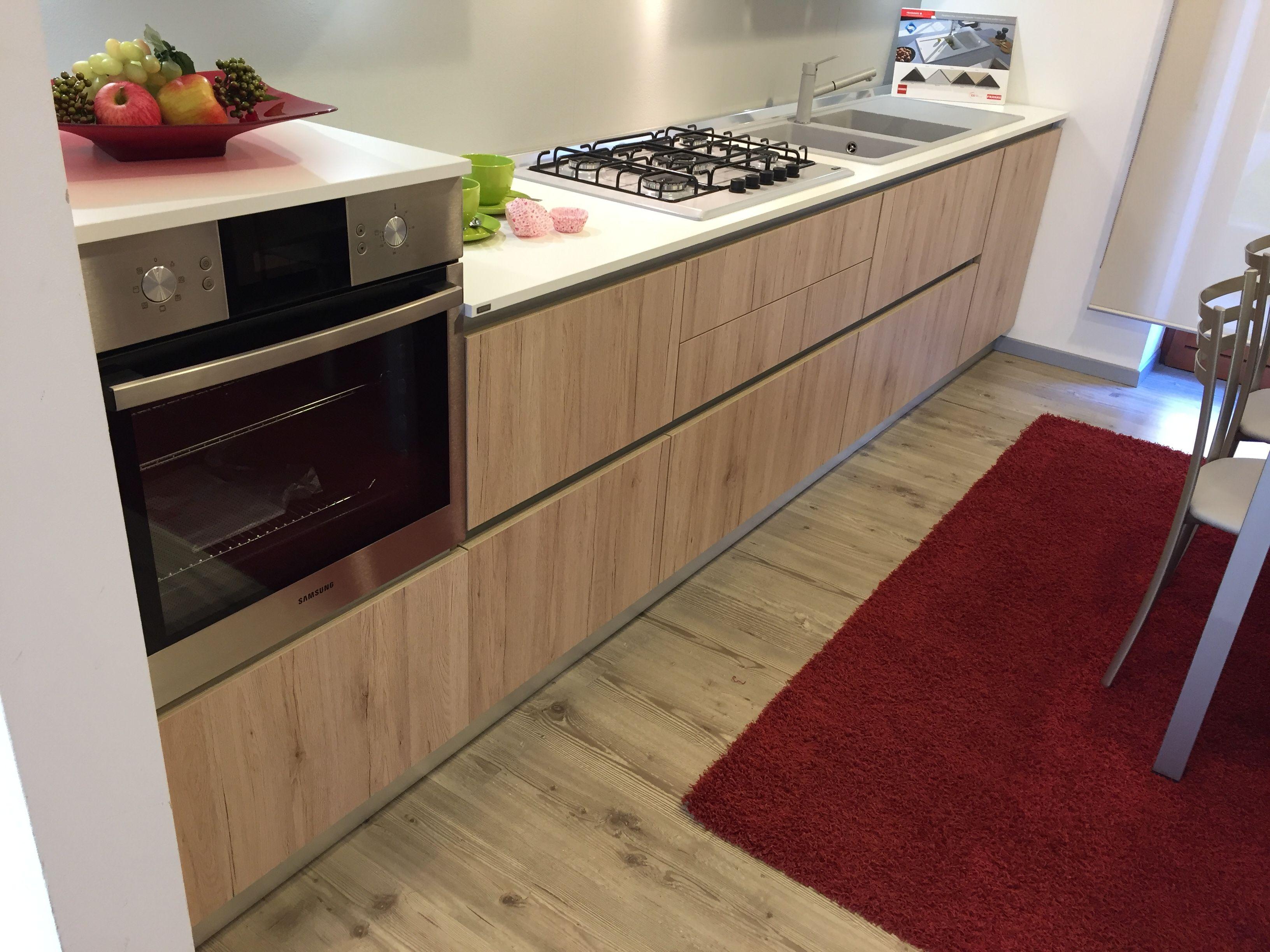 Colori laminato cucina scavolini modello liberamente basi - Top cucina scavolini colori ...