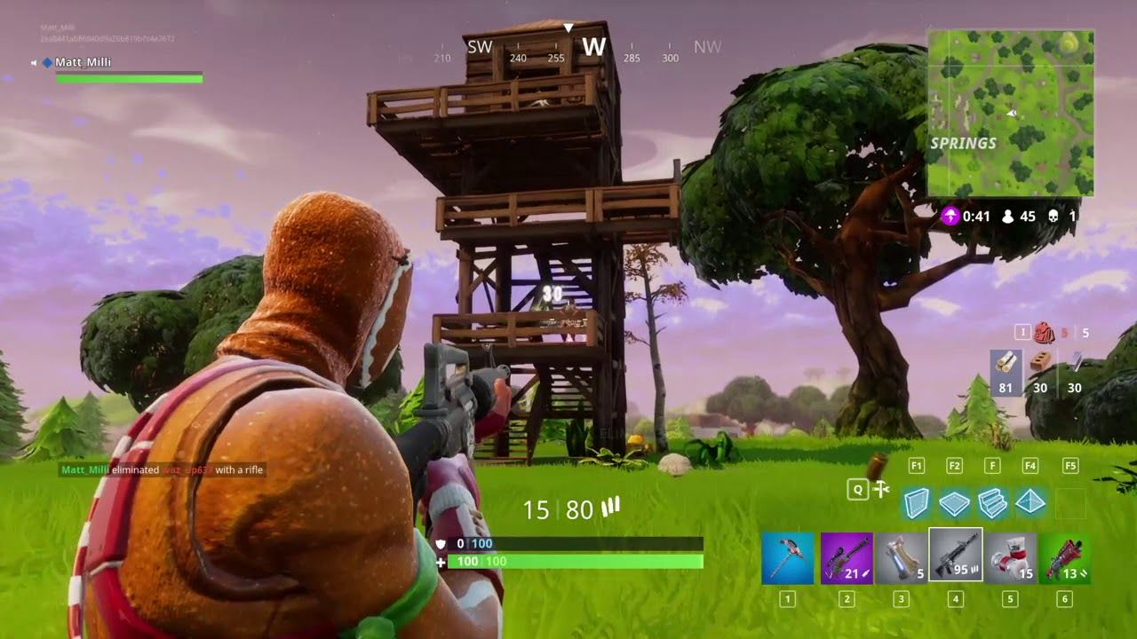 how to get good at aim fortnite