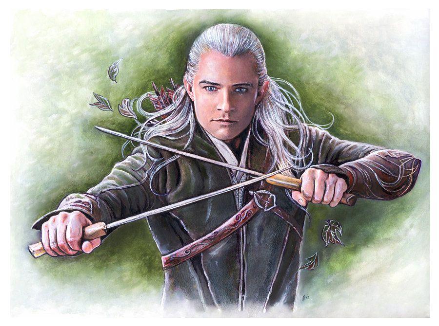 Prince of Mirkwood by jankolas on DeviantArt