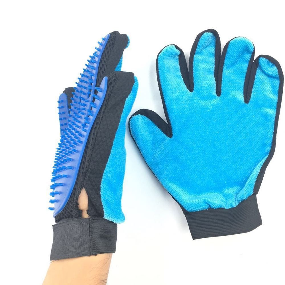 Pet gloves Bath gloves Dog Cat Brush Comb dog Grooming