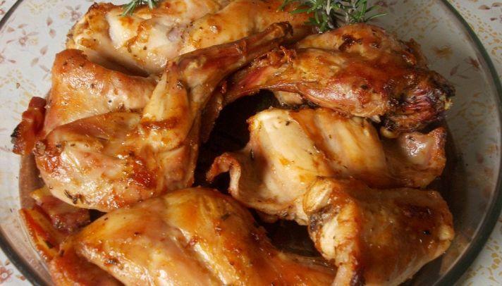 Photo of Traditional Roast Rabbit Recipe – Buonis Recipes …