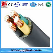 0 6 1kv 4 Core Pvc Insulated 25mm Electric Cables Cable Wire Cable Power Cable