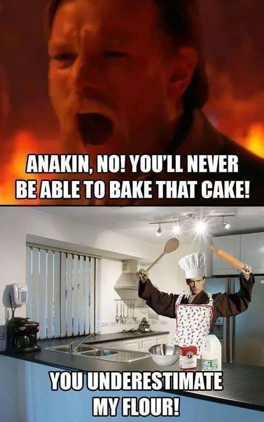 Pin By Sigyn Laufeyson On Anakin Memes Star Wars Humor Star Wars Jokes Star Wars Pictures