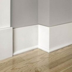 Baseboard Molding Are You Wanting Any Quarter Round At The Base Of Your Square Stock Base Boards Color Scheme W Baseboard Styles House Trim Moldings And Trim