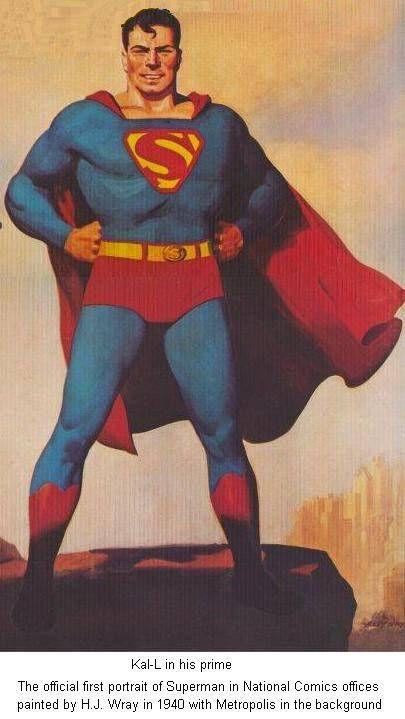 Kal-L (Character) - Comic Vine   Ink   Superman comic books