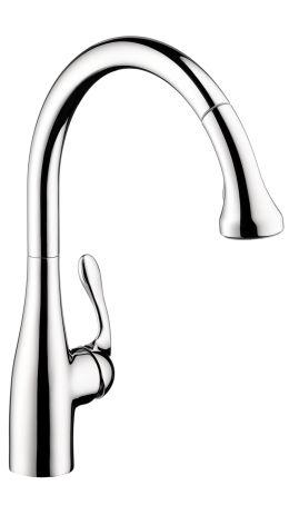 FINAL: Hansgrohe Allegro E Gourmet 2-Spray SemiPro Kitchen Faucet ...