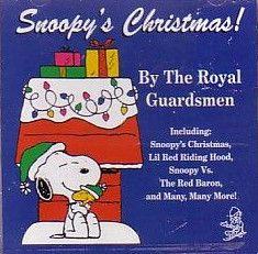 christmas albums snoopys christmas - Snoopys Christmas Album