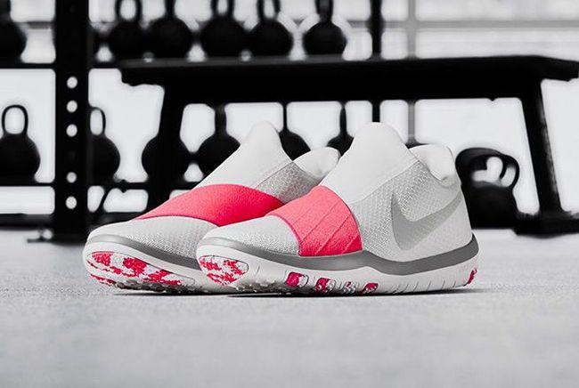 Alex Morgan Nike Free Connect Pink