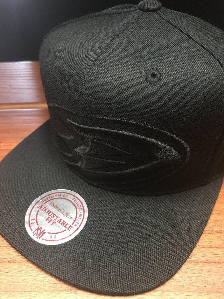10e18120c5908 ... coupon anaheim ducks black w black logo snapback cap 45f09 af5a4