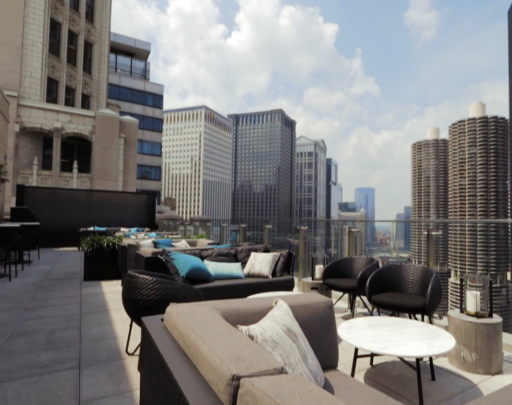 LondonHouse Chicago | Best rooftop bars, Rooftop bars ...
