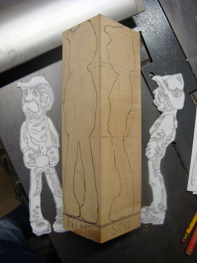 Transfer Drawing To Wood Wood Carving Pinterest Wood Carving