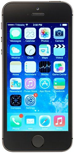 Apple Iphone 5s Gsm Unlocked Cellphone 16 Gb Space Gray Battery