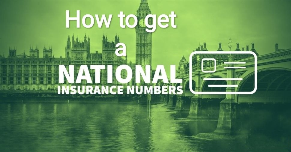 National Insurance Number National Insurance Number Uk How To Get