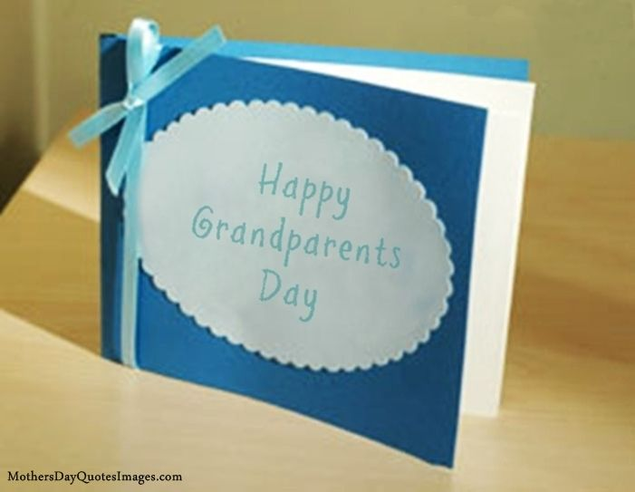 Easy Simple Handmade Grandparents Day Cards For Kids To Make