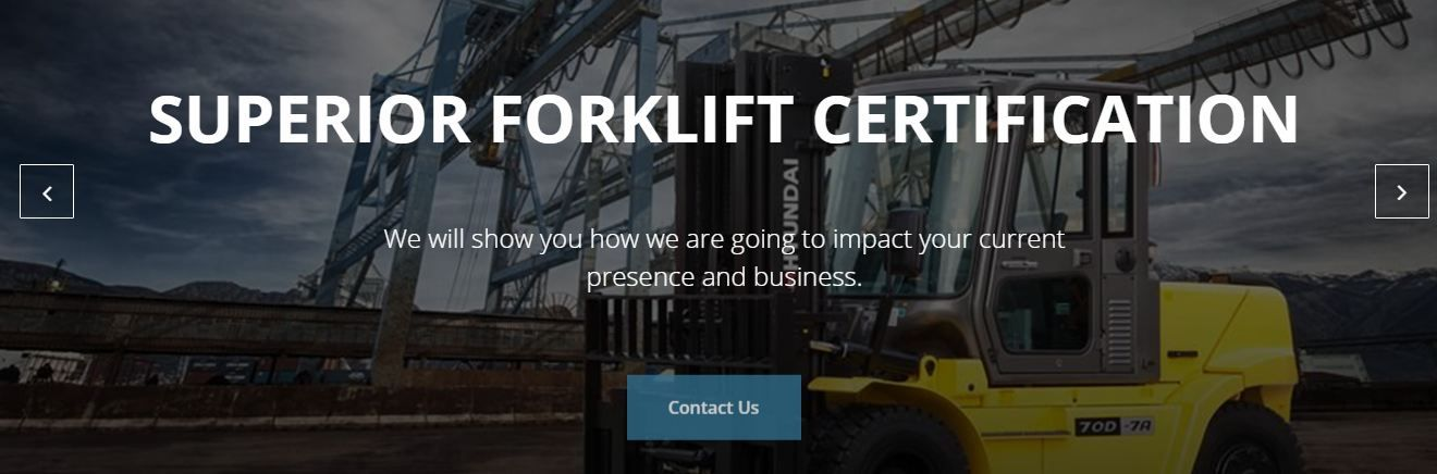 Why Osha Forkliftsafetytraining Important For Lift Trucks