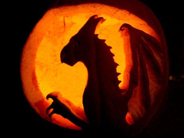 Best cool scary halloween pumpkin carving ideas