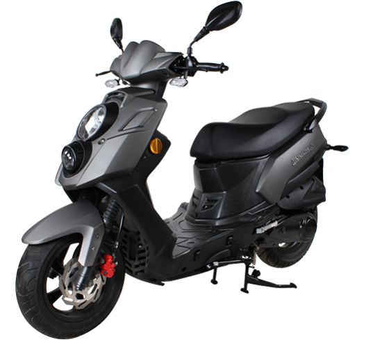 Hooligan 170cc Scooter | Genuine Scooters