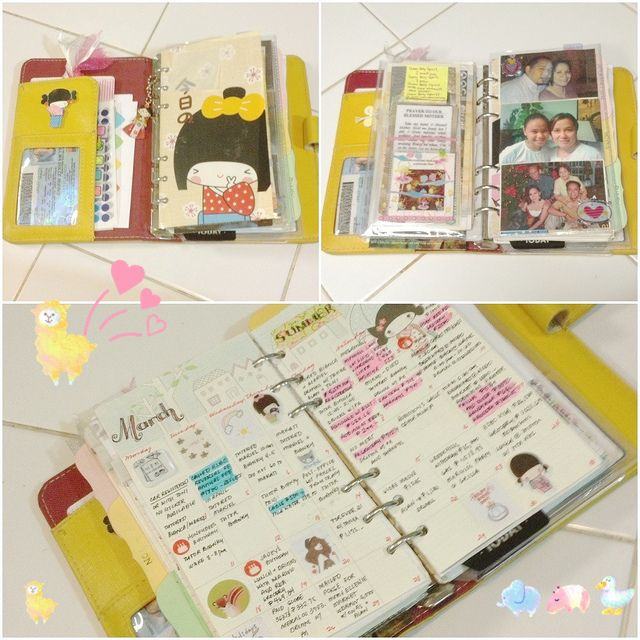Moved in my old planner! | Flickr - Photo Sharing!
