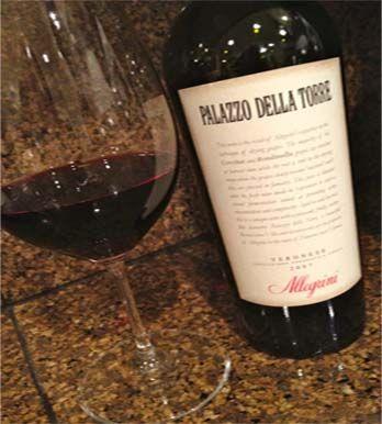 Allegrini Palazzo Della Torre Wine Review Wine Italian Wine