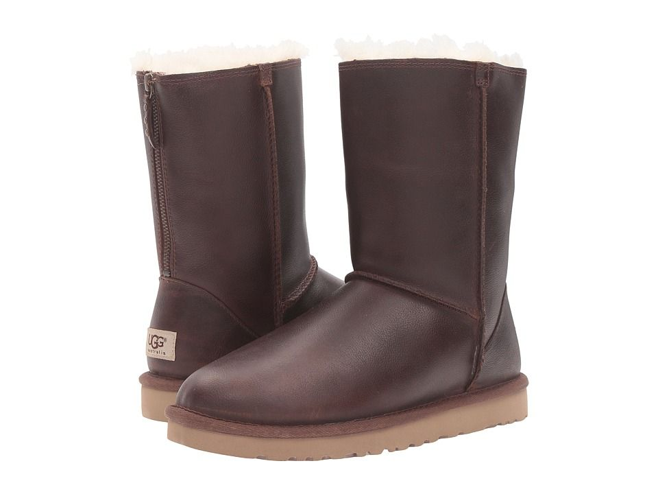 UGG Zipped short boots Cheap Sale Footlocker Finishline CQ2GZfuCM